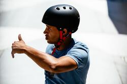 Helm MF 5 voor skeeleren, skateboarden, steppen, fietsen - 142986