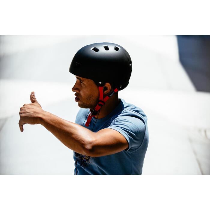 Casque roller skateboard trottinette vélo MF 5 - 142986