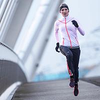 Comment choisir des vêtements pour courir par temps froid