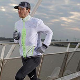Comment choisir des vêtements pour courir sous la pluie ou dans le vent ?