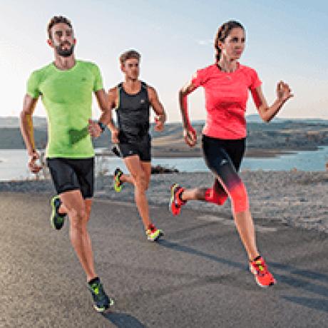 Choisir des vêtements ajustés et sans couture pour vos entraînement et en compétition