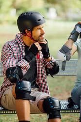 Helm MF 5 voor skeeleren, skateboarden, steppen, fietsen - 142997