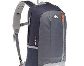 hiking banner - backpack