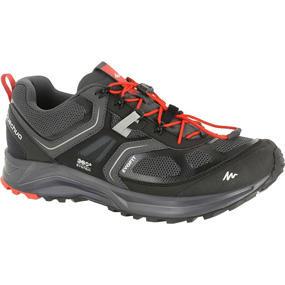 bannière chaussures rando rapide homme