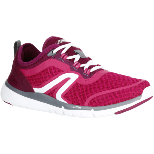 CHAUSSURES MARCHE SPORTIVE FEMME SOFT 540 MESH ROSE / VIOLET NEWFEEL