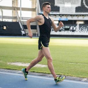 La marche athlétique par Newfeel