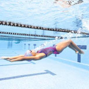 maillot natation fille experte