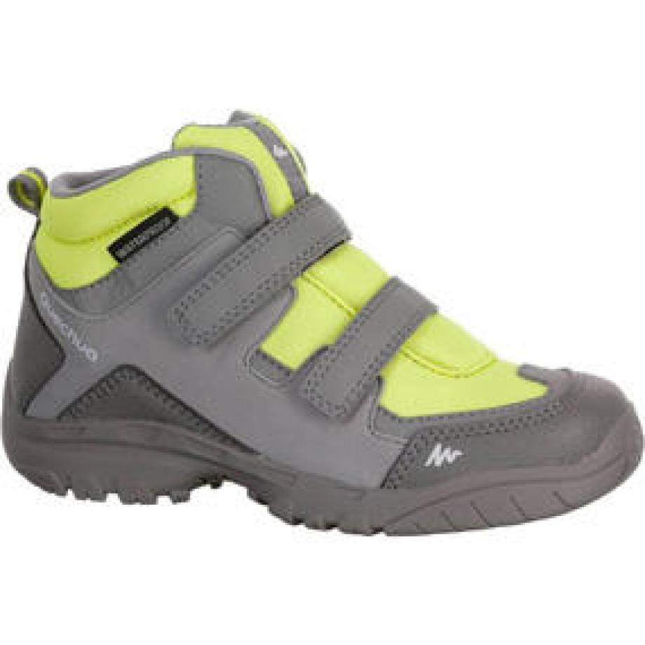 bannière chaussures enfants Quechua