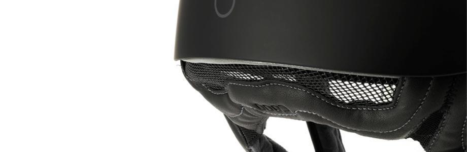 aeration casque equitation
