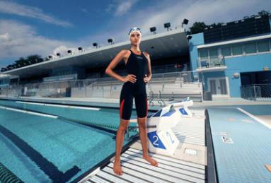 combinaison femme natation fina