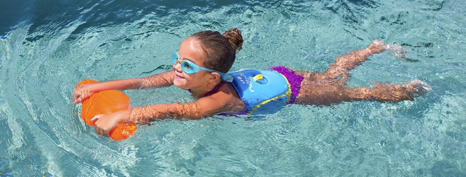 bouées brassards gilet ceinture natation bébé enfant