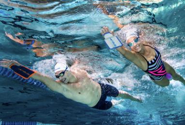pull buoy entraînement piscine