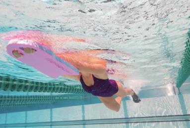 zwemplank zwembadtraining
