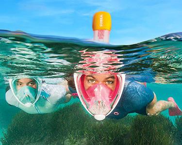Comment choisir son masque de snorkeling ?