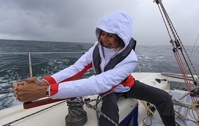 重型帆船運動的三層式穿法