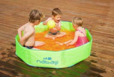 piscine pliable pour enfant ou bébé