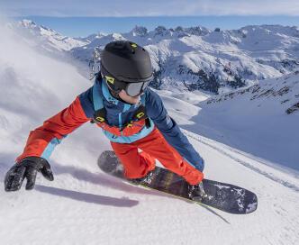 Como escolher botas de snowboard ?