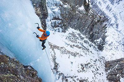 Como escolher as botas de alpinismo?