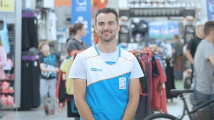 Nicolas spécialiste vélos