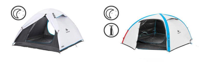 comment bien choisir une tente de camping ?