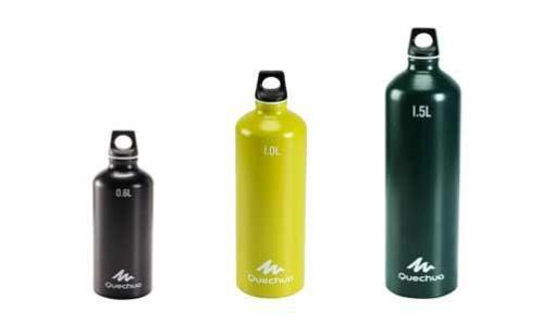 como escolher um cantil ou uma bolsa de água para acampar ou caminhar?