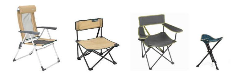 comment choisir mon assise de camping ?