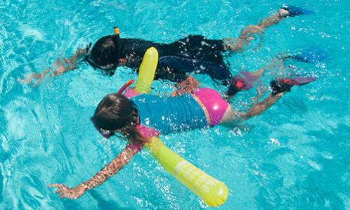conseil avantages apport extérieur flottabilité snorkeling subea decathlon