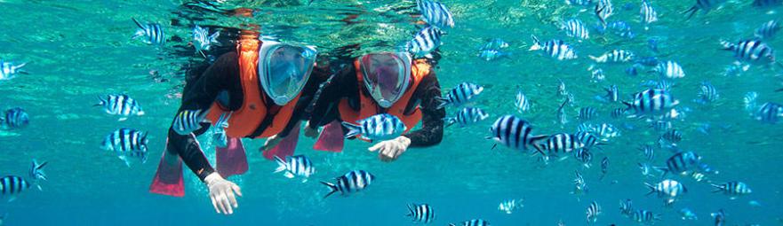 conseil avantages apport flottabilité snorkeling gilet subea decathlon