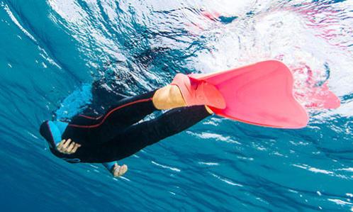 règles sécurité snorkeling randonnée palmée prévenir crampes subea decathlon