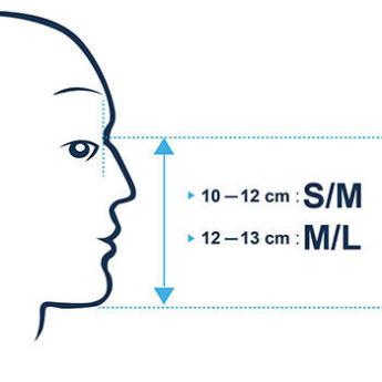 comment choisir taille masque easybreath snorkeling randonnée palmée subea decathlon