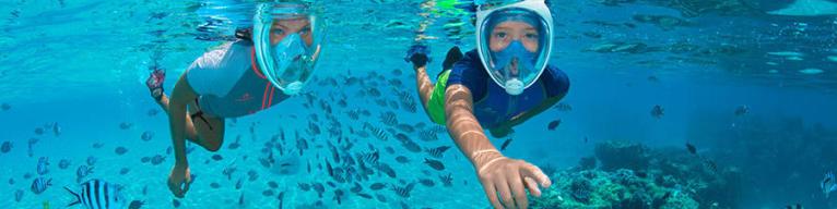 Nos conseils pour bien utiliser votre masque de snorkeling Easybreath