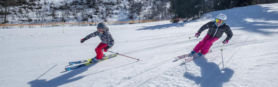 bien habiller un enfant pour le ski
