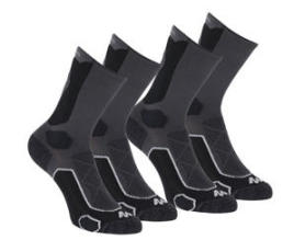 Como cuidar das meias de caminhada- 2 pares