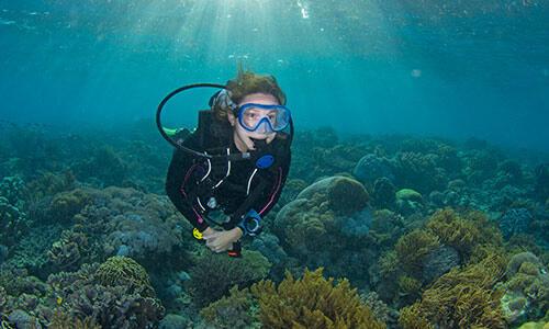 Onze tips om condens in je duikbril te voorkomen