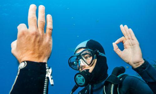 initiation du snorkeling vers la plongée bouteille subea decathlon