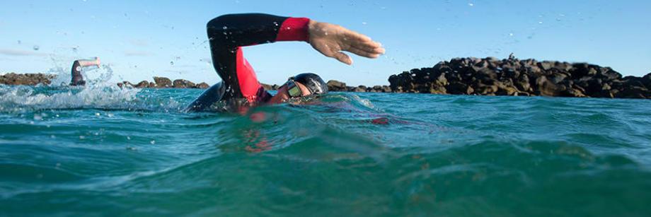 swimming-at-sea