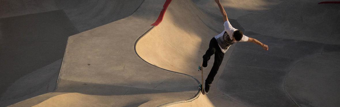 Nos conseils pour éviter les blessures en skateboard