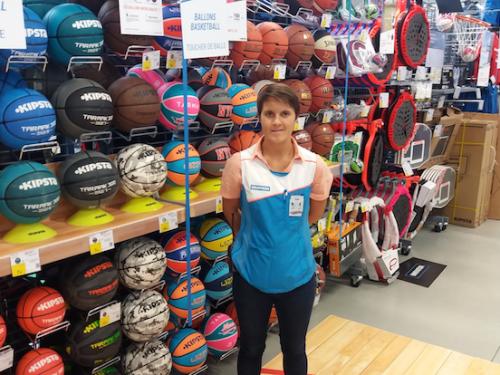 basket decathlon