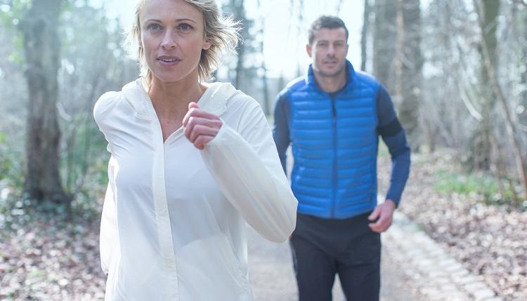 Pratiquer la marche sportive, c'est bon pour le cœur !