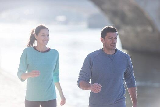 GETTING BACK INTO SPORT: MUCH EASIER WITH FITNESS WALKING!