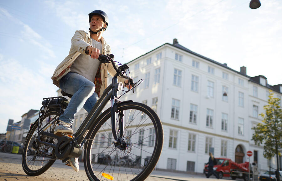 騎行時該在甚麼時候該轉動變速系統