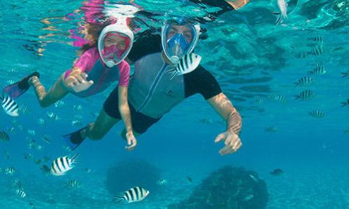 protection solaire snorkeling avantages decathlon subea
