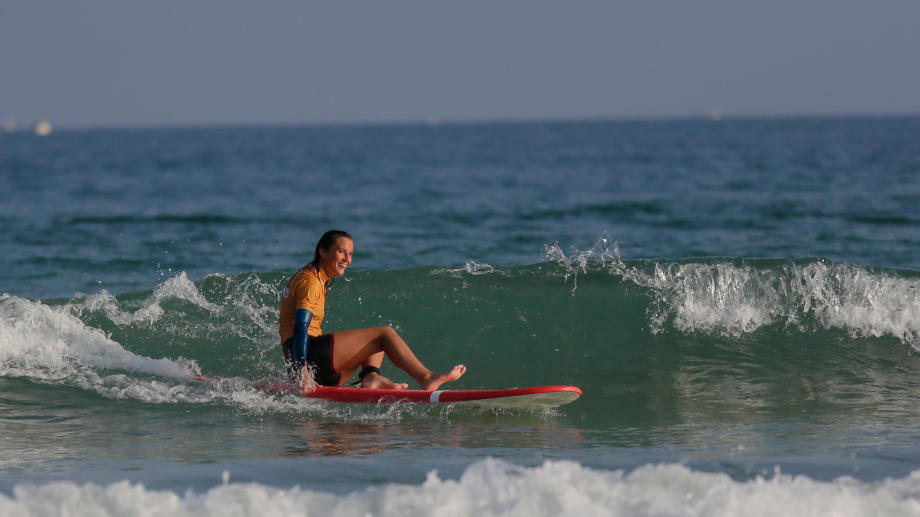 olaian surfing challenge