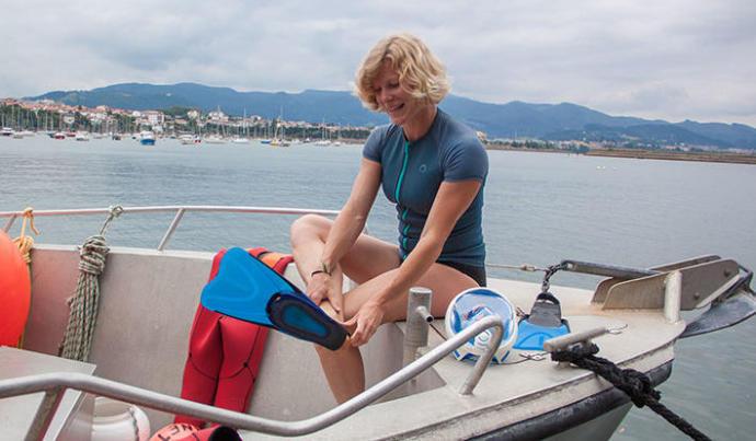 emily chef de produit snorkeling subea decathlon