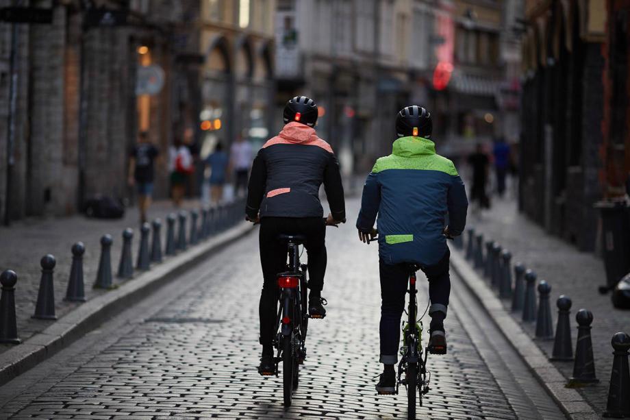 Equipement vélo en hiver