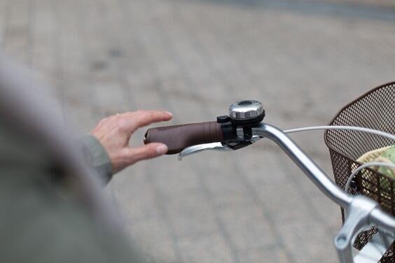 confort vélo ville poignées
