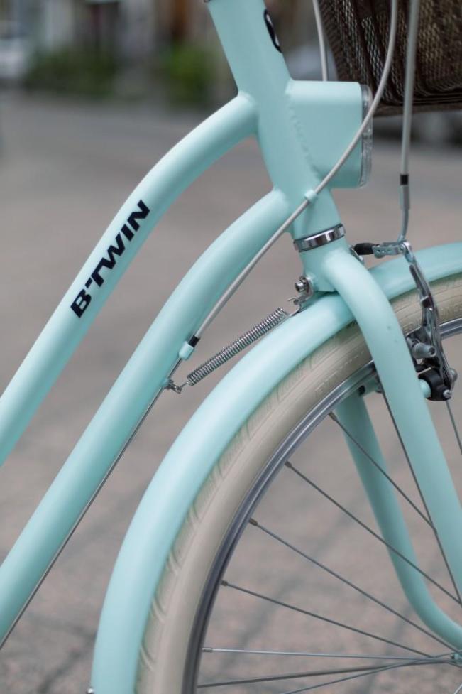 confort vélo ville pneus