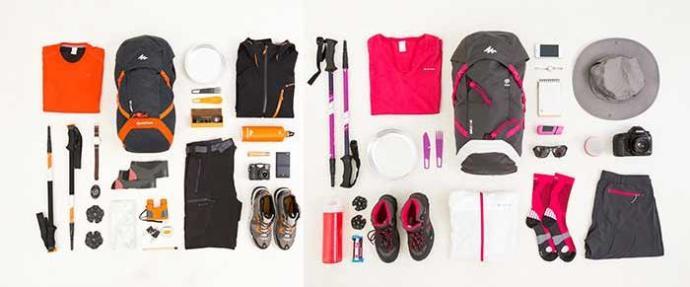 Como distribuir adequadamente a carga na sua mochila?