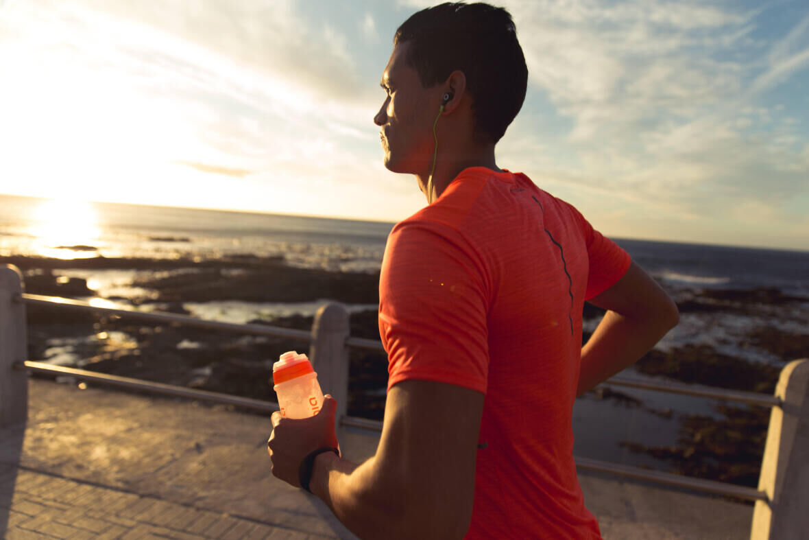 Isotonic drink: Advice about energy drinks