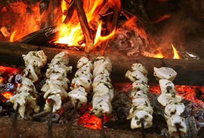 7 Camp and Bivouac recipes